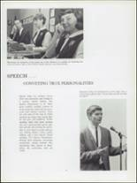 1966 St. Mary Central High School Yearbook Page 20 & 21