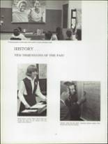 1966 St. Mary Central High School Yearbook Page 22 & 23