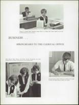 1966 St. Mary Central High School Yearbook Page 28 & 29
