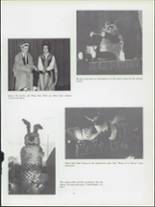 1966 St. Mary Central High School Yearbook Page 34 & 35