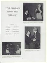 1966 St. Mary Central High School Yearbook Page 36 & 37