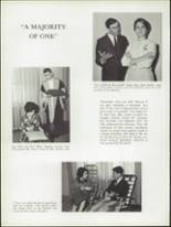 1966 St. Mary Central High School Yearbook Page 38 & 39