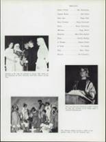 1966 St. Mary Central High School Yearbook Page 40 & 41