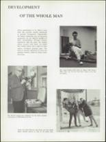 1966 St. Mary Central High School Yearbook Page 42 & 43