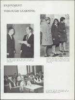 1966 St. Mary Central High School Yearbook Page 48 & 49