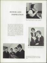 1966 St. Mary Central High School Yearbook Page 50 & 51