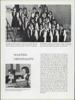 1966 St. Mary Central High School Yearbook Page 54 & 55