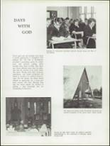 1966 St. Mary Central High School Yearbook Page 74 & 75