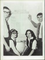 1966 St. Mary Central High School Yearbook Page 84 & 85
