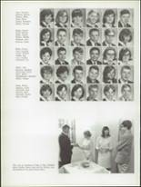 1966 St. Mary Central High School Yearbook Page 98 & 99