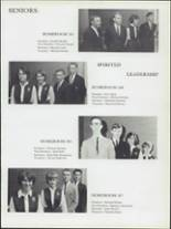 1966 St. Mary Central High School Yearbook Page 100 & 101