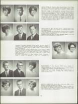 1966 St. Mary Central High School Yearbook Page 110 & 111