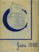 1960 Yearbook Collinwood High School