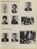 1971 Mackenzie High School Yearbook Page 18 & 19