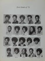 1971 Mackenzie High School Yearbook Page 30 & 31