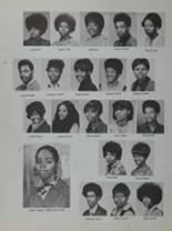 1971 Mackenzie High School Yearbook Page 34 & 35