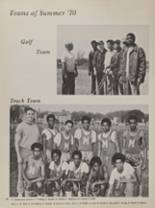 1971 Mackenzie High School Yearbook Page 62 & 63