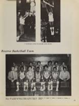 1971 Mackenzie High School Yearbook Page 66 & 67