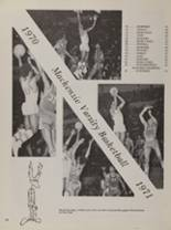 1971 Mackenzie High School Yearbook Page 68 & 69