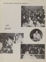 1971 Mackenzie High School Yearbook Page 70 & 71