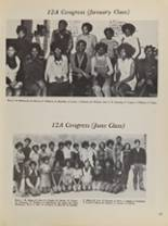 1971 Mackenzie High School Yearbook Page 72 & 73