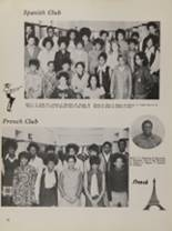 1971 Mackenzie High School Yearbook Page 82 & 83