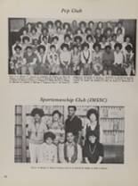 1971 Mackenzie High School Yearbook Page 84 & 85