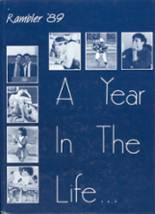 1989 Yearbook Ladue Horton Watkins High School