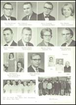 1966 Sioux Center Community High School Yearbook Page 12 & 13