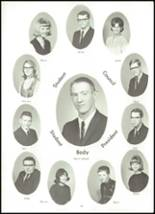 1966 Sioux Center Community High School Yearbook Page 14 & 15