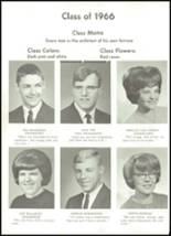 1966 Sioux Center Community High School Yearbook Page 16 & 17