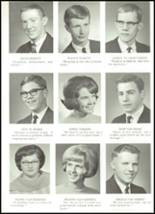1966 Sioux Center Community High School Yearbook Page 20 & 21