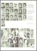 1966 Sioux Center Community High School Yearbook Page 22 & 23
