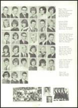 1966 Sioux Center Community High School Yearbook Page 24 & 25