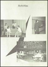 1966 Sioux Center Community High School Yearbook Page 28 & 29