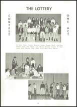 1966 Sioux Center Community High School Yearbook Page 36 & 37
