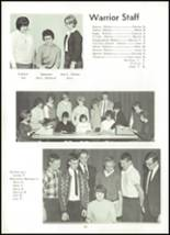 1966 Sioux Center Community High School Yearbook Page 40 & 41