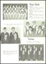 1966 Sioux Center Community High School Yearbook Page 42 & 43