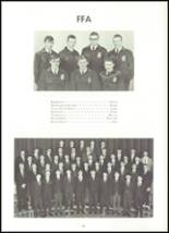 1966 Sioux Center Community High School Yearbook Page 44 & 45
