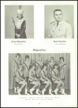 1966 Sioux Center Community High School Yearbook Page 50 & 51