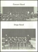 1966 Sioux Center Community High School Yearbook Page 52 & 53