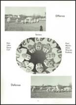 1966 Sioux Center Community High School Yearbook Page 60 & 61