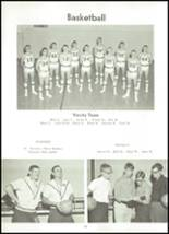 1966 Sioux Center Community High School Yearbook Page 62 & 63