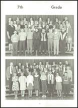 1966 Sioux Center Community High School Yearbook Page 70 & 71