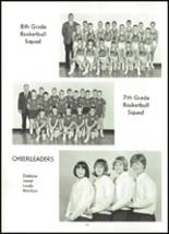 1966 Sioux Center Community High School Yearbook Page 72 & 73