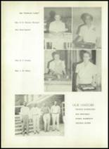 1950 Sherman High School Yearbook Page 20 & 21