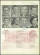 1950 Sherman High School Yearbook Page 24 & 25