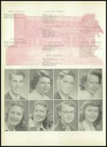 1950 Sherman High School Yearbook Page 26 & 27