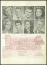 1950 Sherman High School Yearbook Page 28 & 29