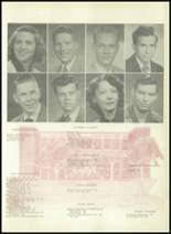 1950 Sherman High School Yearbook Page 30 & 31
